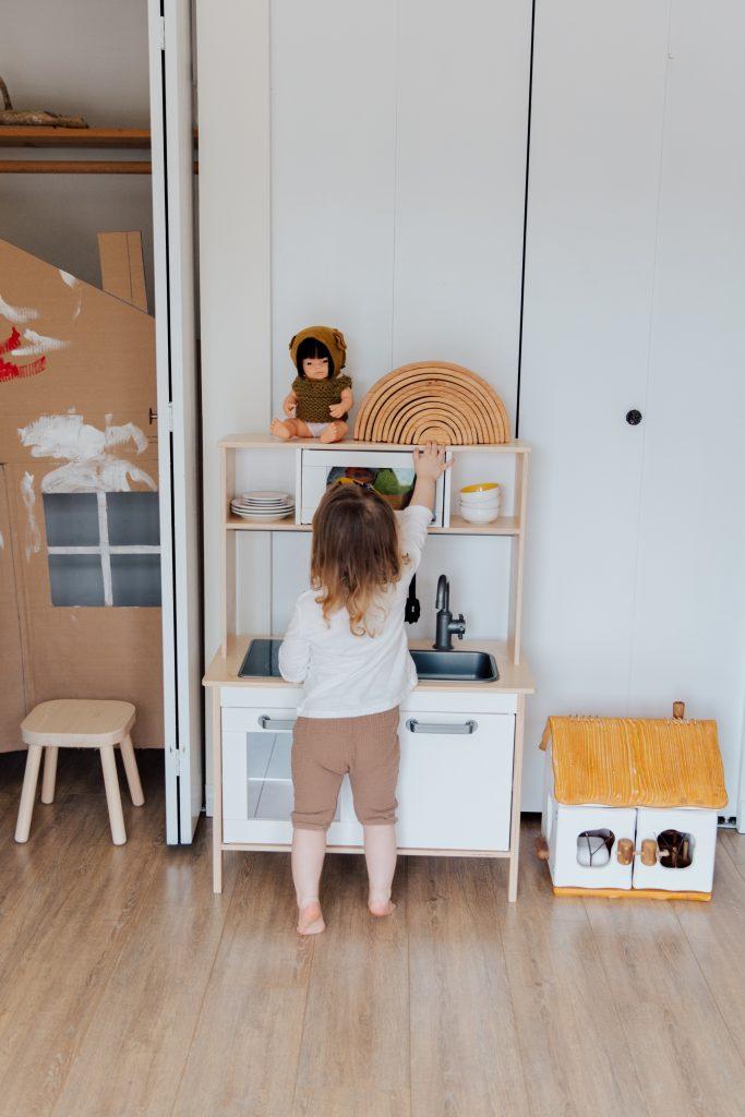 Keuken kindvriendelijk maken